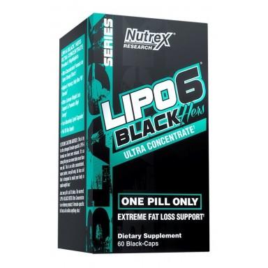 Lipo 6 Black Ultra concentrado Hers