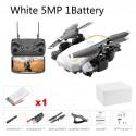 LF609 Drone 4K con cámara HD WIFI 1080P Cámara Dual Sígueme Quadcopter plegable FPV Drone profesional de larga duración de la...