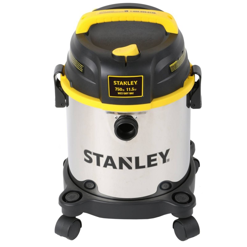 Aspiradora Stanley Agua y Polvo 3Galones 8136 Hogar