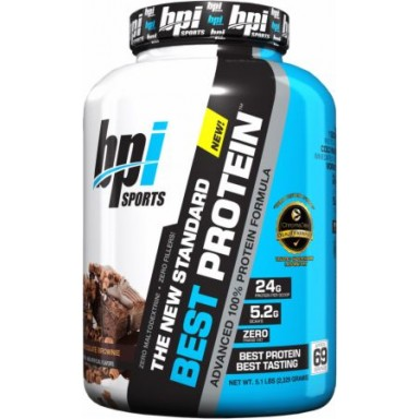 BEST PROTEIN 5LB CHOCOLATE BROWNIE