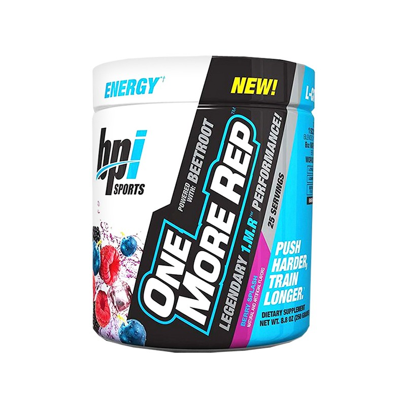 ONE MORE REP 25 SV FRUIT PUNCH Suplementos Alimenticios