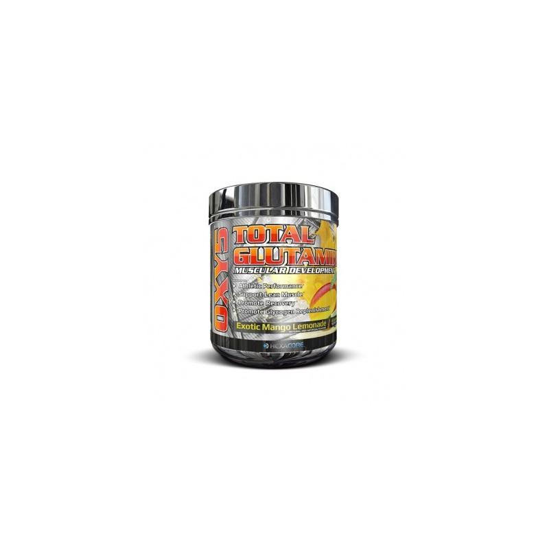 OXY5 TOTAL GLUTAMINE 40SV FRUIT PUNCH Suplementos Alimenticios
