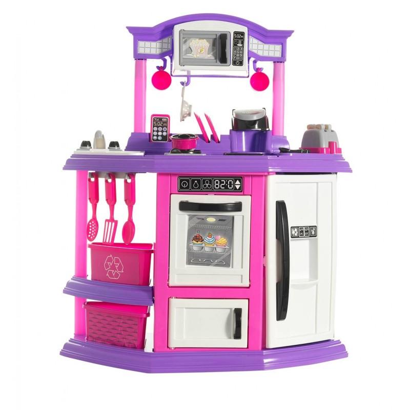 Cocina De Panaderos American Plastic Juguetes
