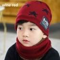 Juego Gorro + Cuello para niños con Chiporro Para invierno. Inicio