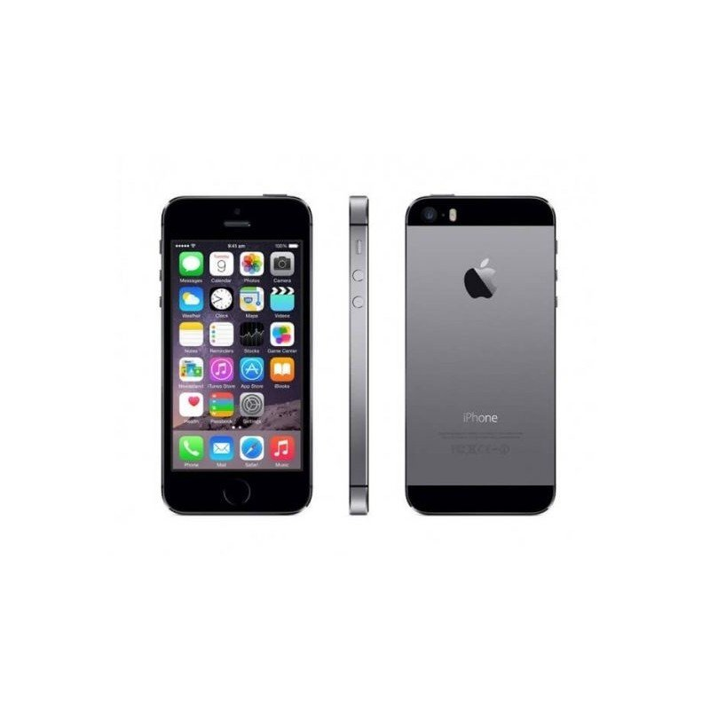 Iphone 5S 16GB Negro Celulares