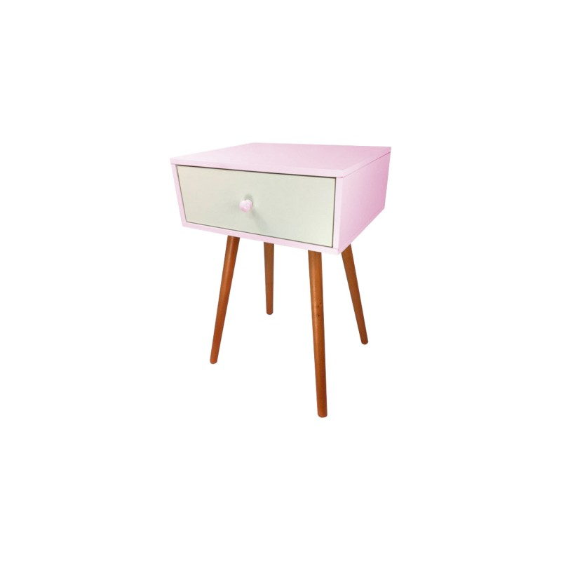 Velador Eames Pink Veladores