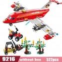 Nueva estación de fuego de ciudad Legoes conjuntos de bloques de construcción bomberos camión de bloques de combate juguetes ...
