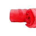 Juego 2 toallas 500 grs 100% algodón Fucsia Inicio