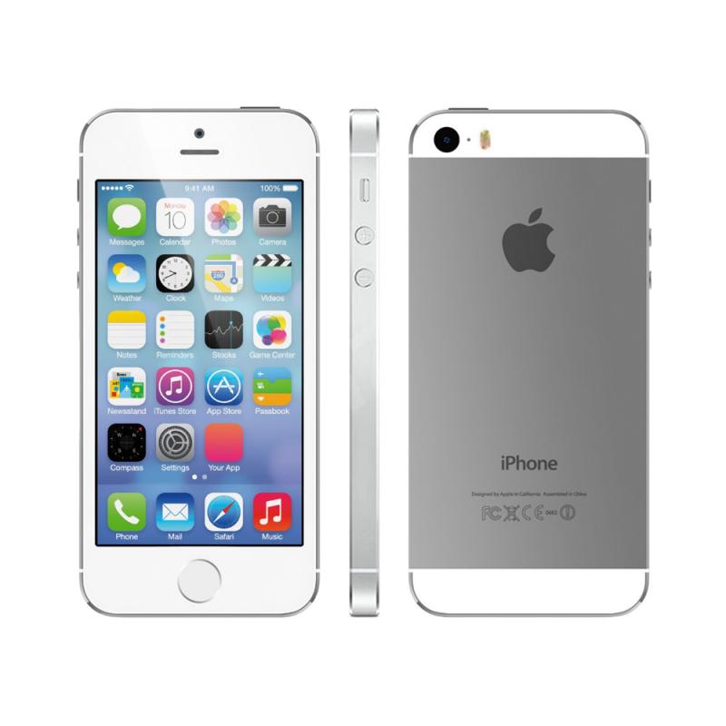 IPHONE 5S 16GB Silver Seminuevo Celulares